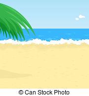 Scenery clipart seaside #3