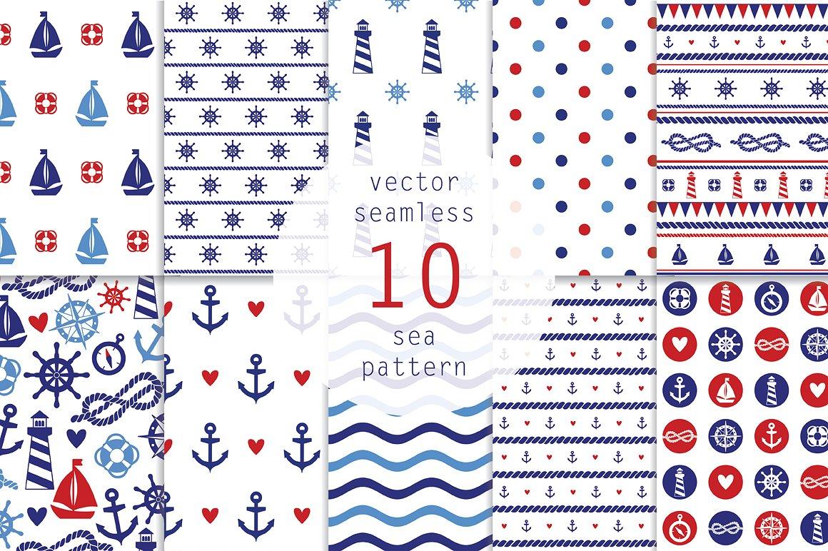 Sailor clipart boat Fonts pattern Sailor Templates boat