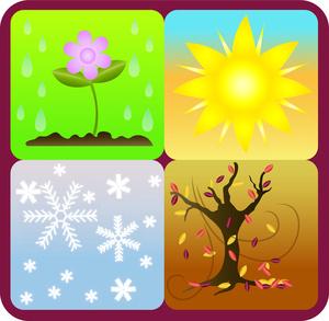 Season clipart Spring season Clipart Clipart Spring