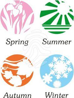 Season clipart Events Season Cliparts Art Seasons
