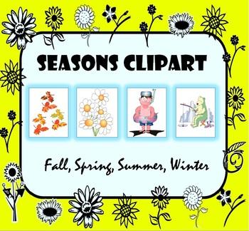 Season clipart season the year #1