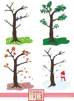 Season clipart seasonal #14