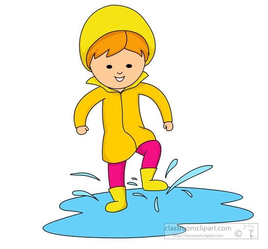 Season clipart wet weather #13