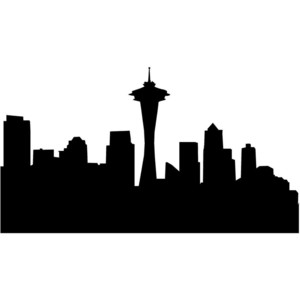 Seattle clipart #1