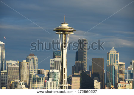 Seattle clipart #4