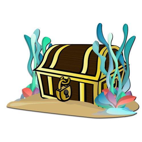 Seaweed clipart animated #6