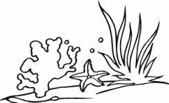 Seaweed clipart ocean plant #3