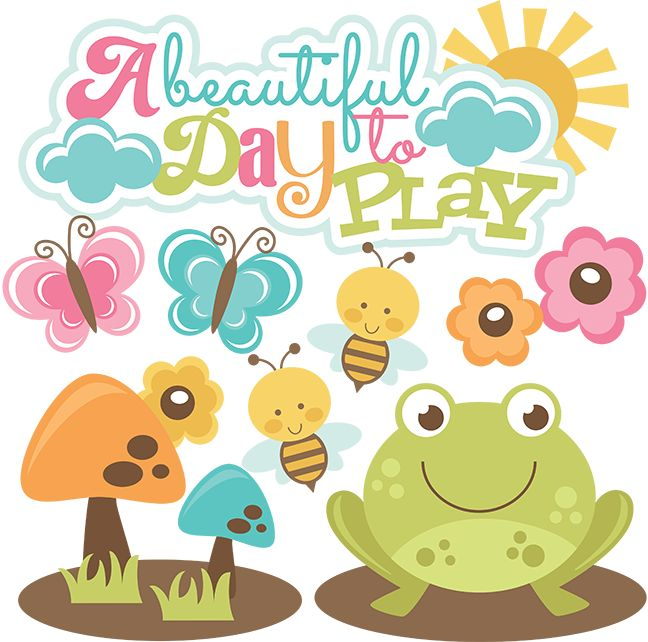 See clipart beautiful day #8