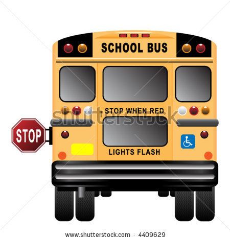 See clipart bus back The Bus Clip Night Clip