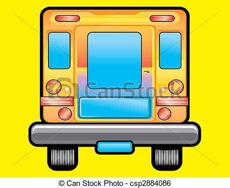 See clipart bus back Back School Bus Of Bus
