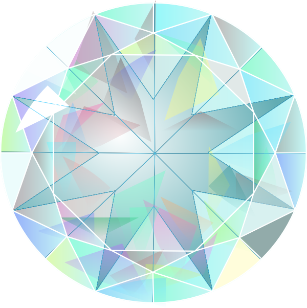 See clipart diamond top Diamond Download Art at Clker