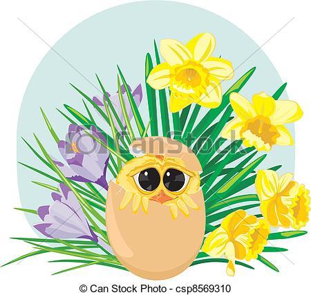 See clipart early spring #9