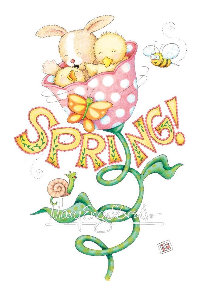 See clipart early spring #14