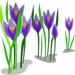 See clipart early spring #12