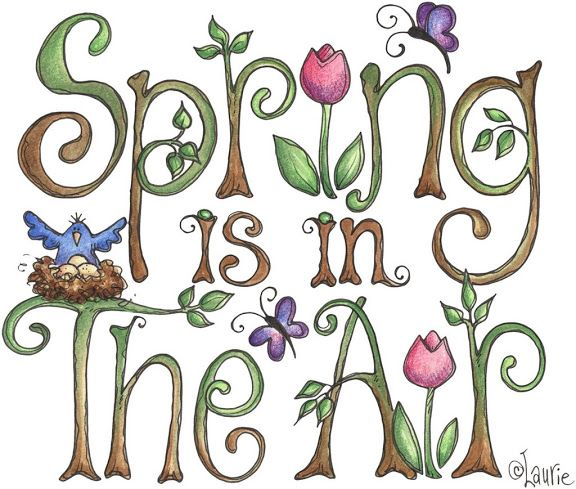 See clipart early spring #7