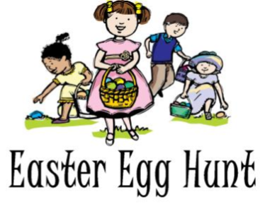 See clipart easter egg hunt #4