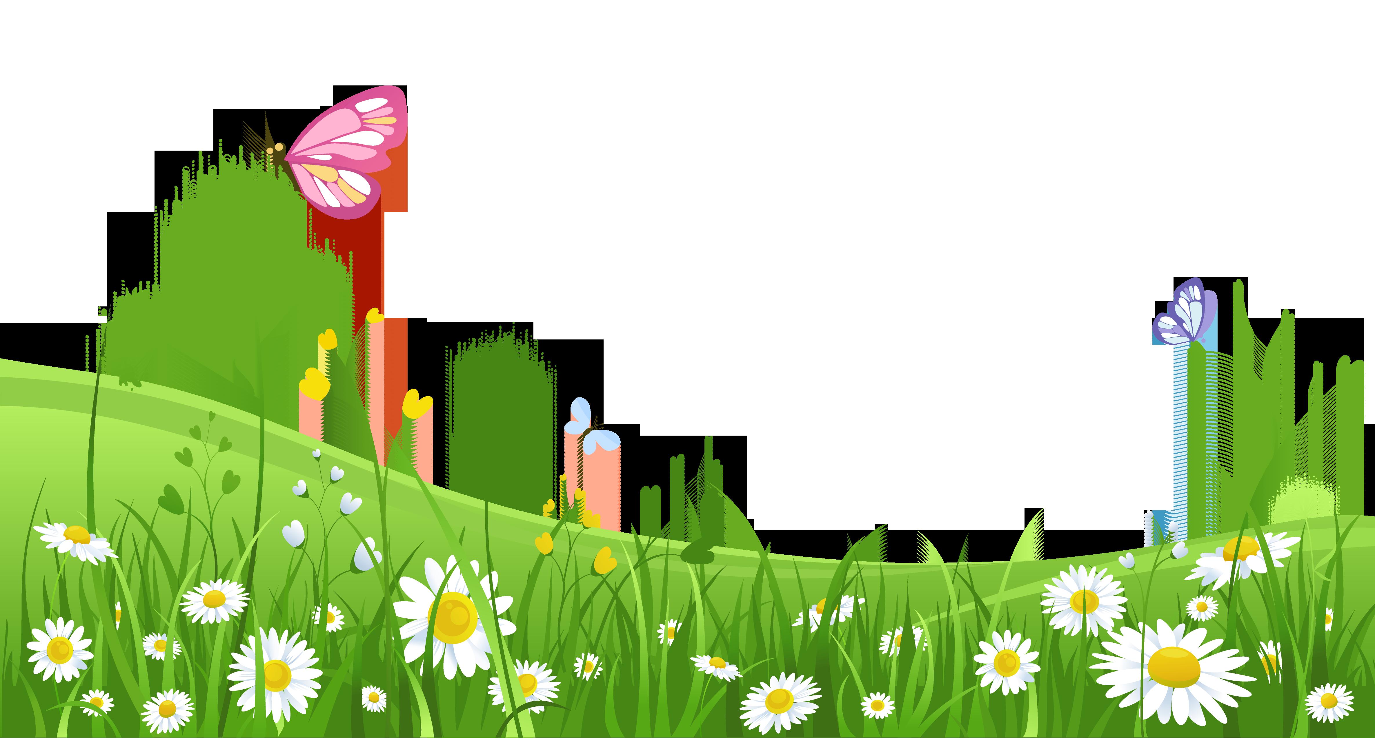 Garden clipart flower garden  Background Clipart No 2