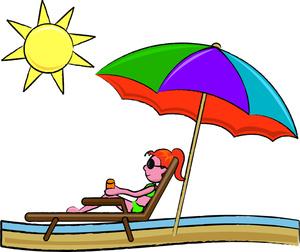 Beach clipart sunscreen Hot Art Download Art Hot