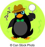 See clipart inquisitive Inquisitive  This Penguin art