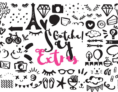 See clipart modern Font the on Ornaments Cute