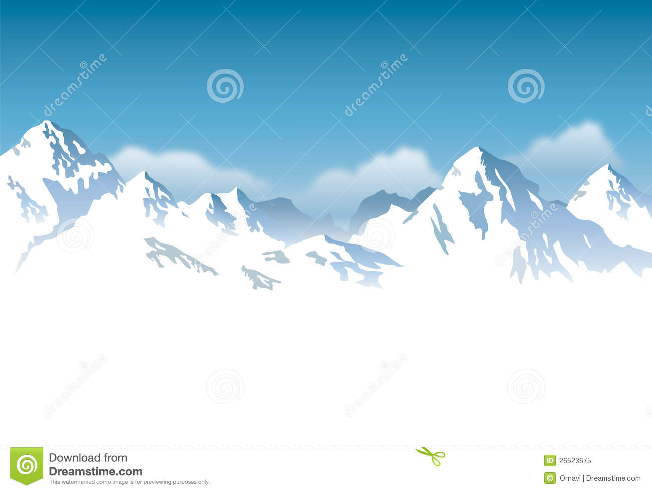 Himalaya clipart mountain sketch Mountans Himalaya Download #7 clipart
