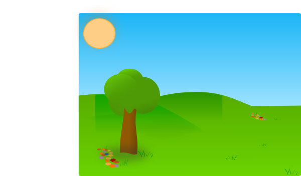 See clipart tree grass Image Trees online at as: