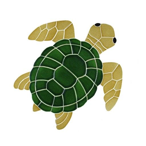 See clipart turtle top Turtles Pinterest mosaic medium turtle