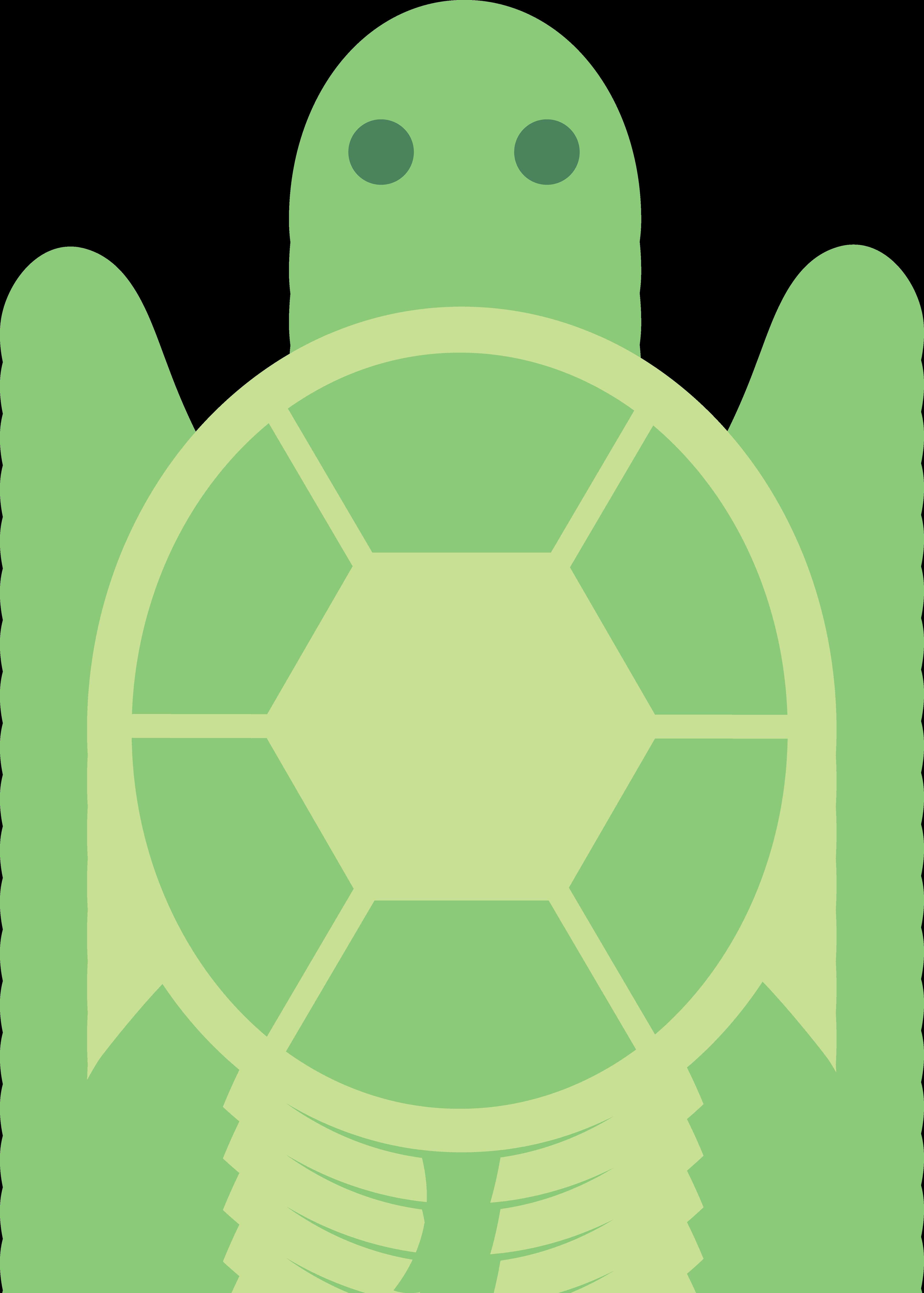 Turtle clipart tiny #2