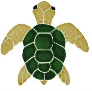 See clipart turtle top Small Turtle Turtle Natural Mosaic