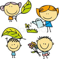 Seed clipart kid plant Seeds art clip children (79+)
