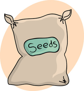 Seed clipart animated Seeds of Stock Clipart Stock