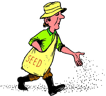 Seed clipart animated Farmer Clipart Planting cliparts Planting