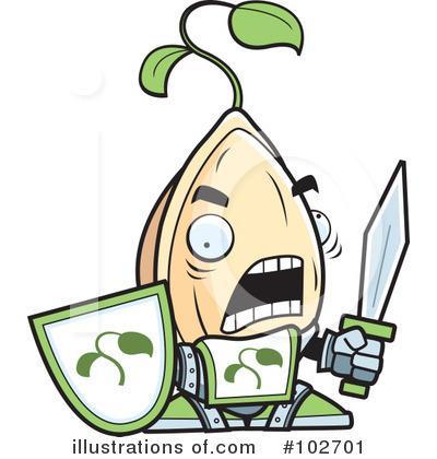 Seed clipart cartoon (RF) Thoman #102701 Seed Cory
