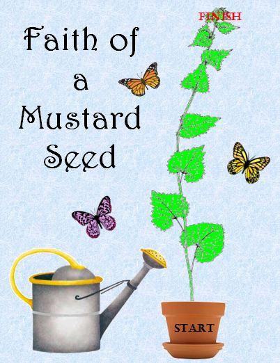 Seeds clipart faith A File Mustard Game Catholic