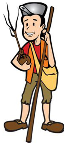 Seeds clipart johnny apple Appleseed Johnny Appleseed? Who Junior