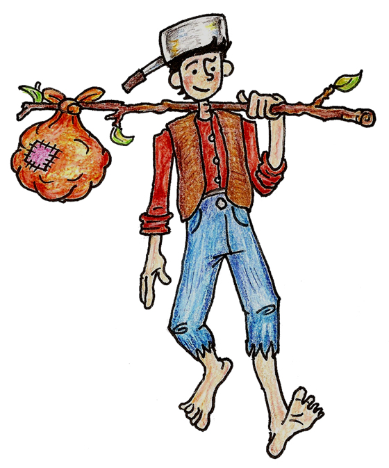 Seeds clipart johnny apple By appleseed Seed Johnny Wayne