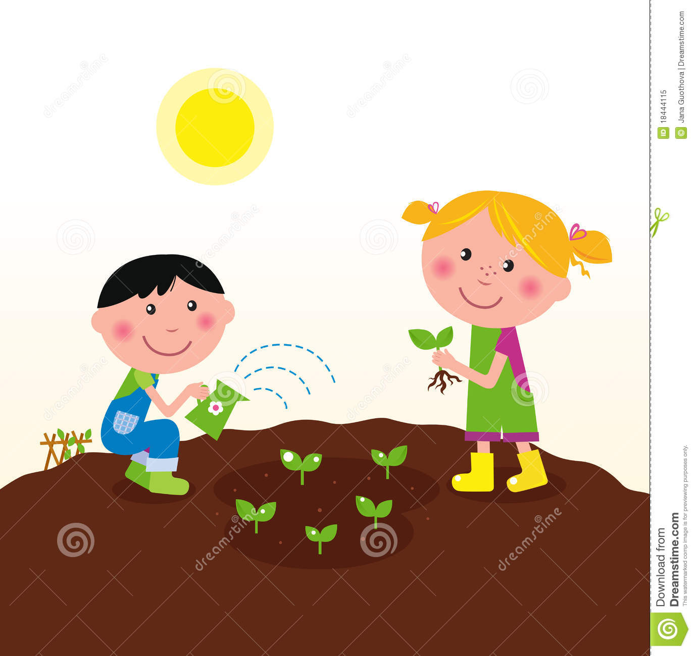 Seed clipart kid plant From Clipart Clip Art Seeds