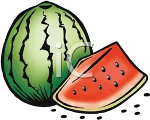 Watermelon clipart watermelon seed A Watermelon Clipart Seeds Watermelon