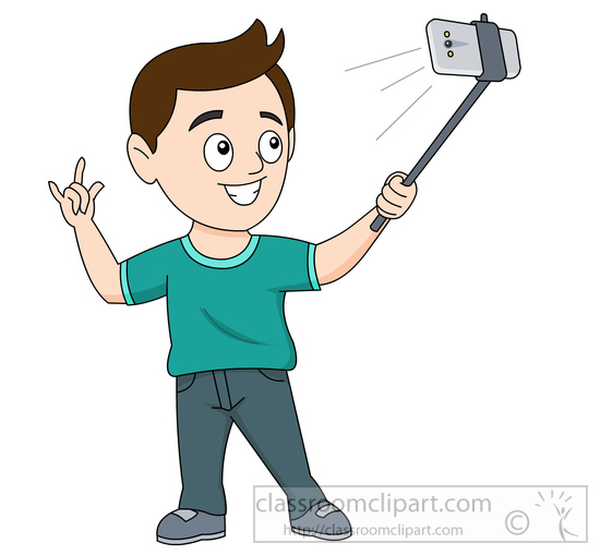 Selfie clipart Clipart phone phone cell clipart
