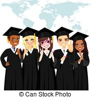 Selfie clipart graduation day #10