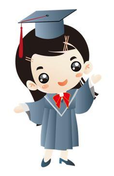 Selfie clipart graduation day #12