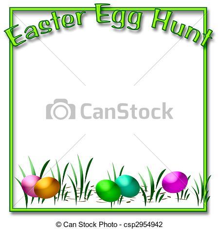 Sensen clipart easter egg hunt Hunt 562 Egg Annual egg