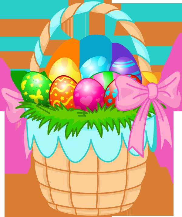 Easter clipart basketball #2