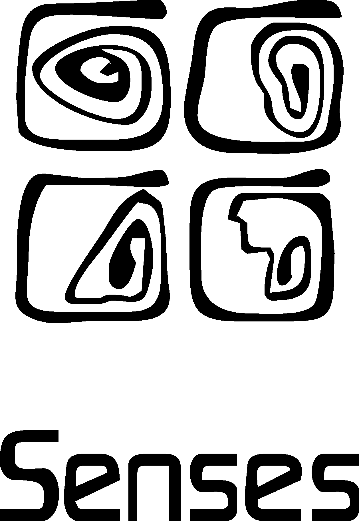 Sensen clipart ophthalmologist Ear View West And And