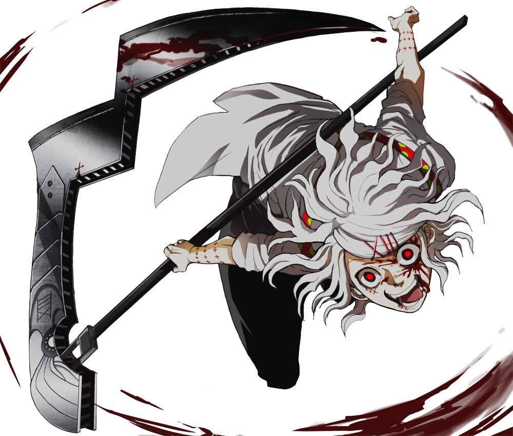 Sensen clipart scythe User Amino Rose Ruby Anime