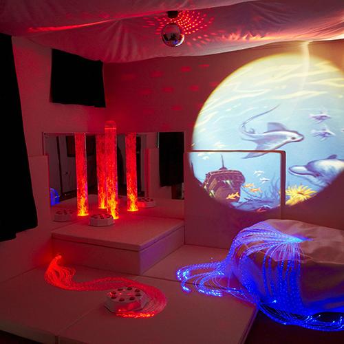 Sensen clipart sensory room Multi Room Sensory Rooms Sensory