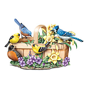 Serenade clipart birds singing Bird Springtime Touch Activated Singing