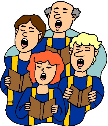 Serenade clipart choir practice Choirs Favorite clip ClipartAndScrap Add