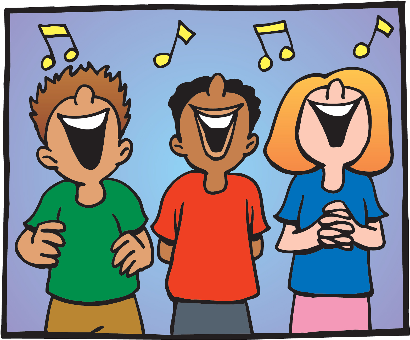Serenade clipart choral Download on Clip Free Clipart