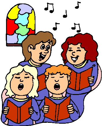 Serenade clipart choral Free  Art Download Clipart